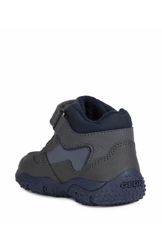 sivá Geox - Detské topánky