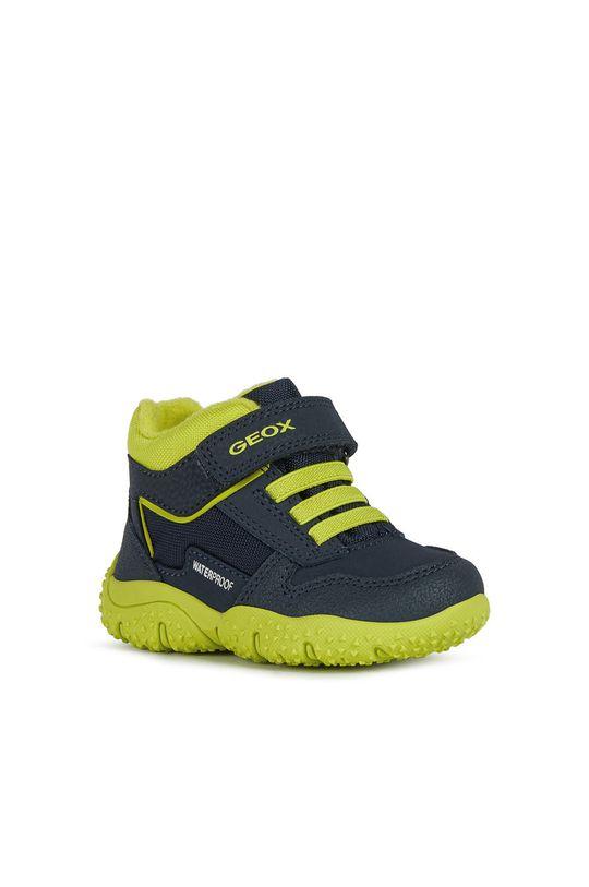 Geox - Pantofi copii B0442A.0CEFU.24.27. bleumarin