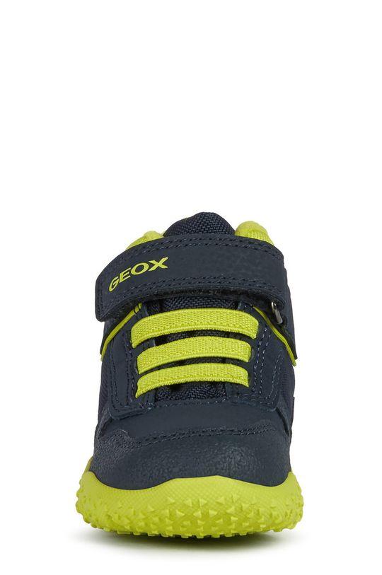 Geox - Pantofi copii B0442A.0CEFU.24.27.  Gamba: Material sintetic, Material textil Interiorul: Material textil Talpa: Material sintetic