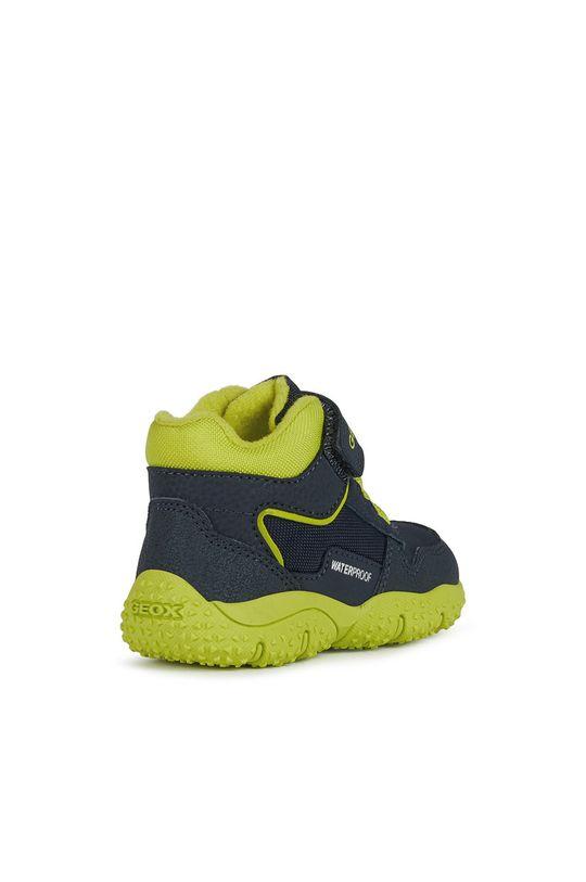 Geox - Pantofi copii B0442A.0CEFU.24.27. De băieți