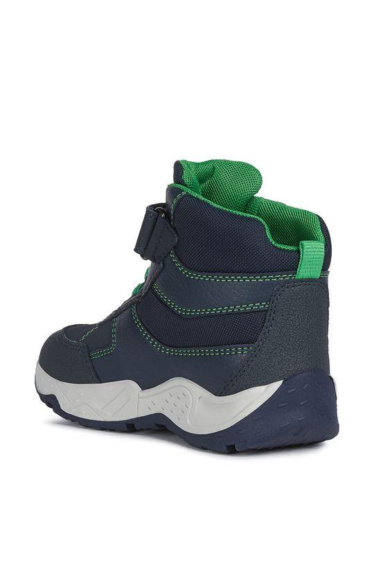 tmavomodrá Geox - Detské topánky