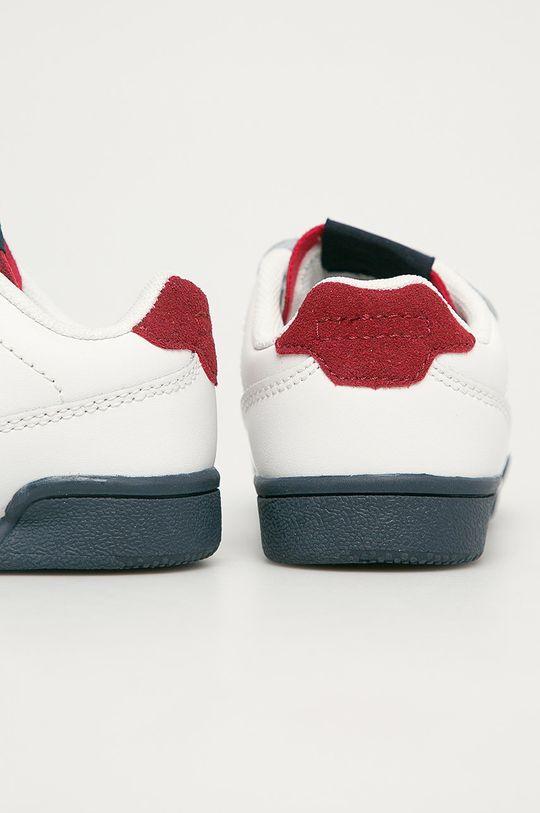 Pepe Jeans - Detské topánky Velcro  Zvršok: Syntetická látka, Semišová koža Vnútro: Textil Podrážka: Syntetická látka