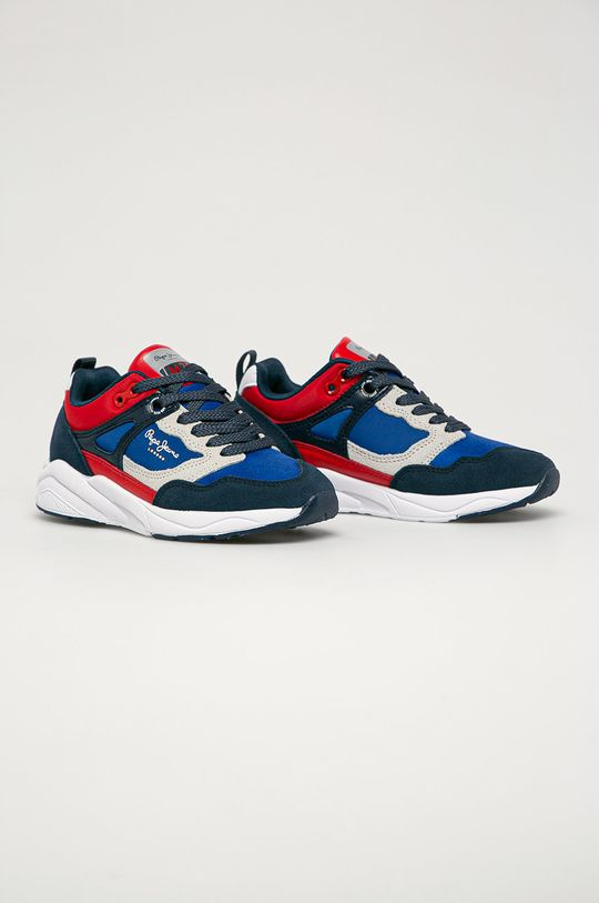 Pepe Jeans - Pantofi copii Orbital Combbi albastru