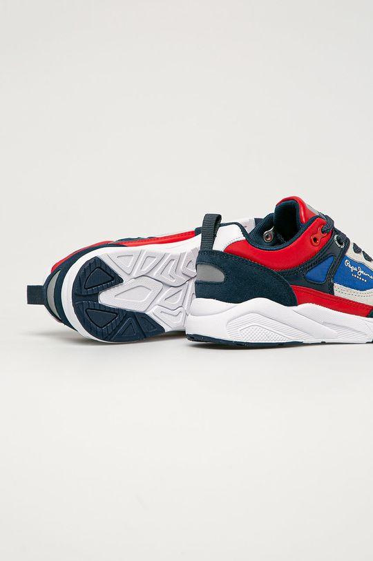 Pepe Jeans - Pantofi copii Orbital Combbi  Gamba: Material sintetic, Material textil, Piele naturala Interiorul: Material textil Talpa: Material sintetic