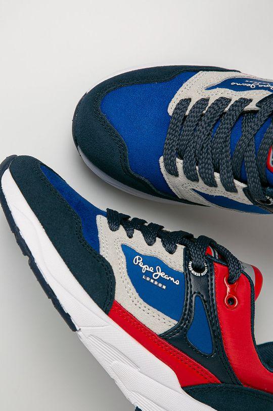 albastru Pepe Jeans - Pantofi copii Orbital Combbi