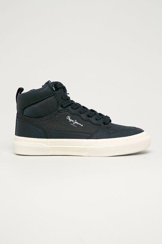bleumarin Pepe Jeans - Pantofi copii Kenton Boot Boy De băieți