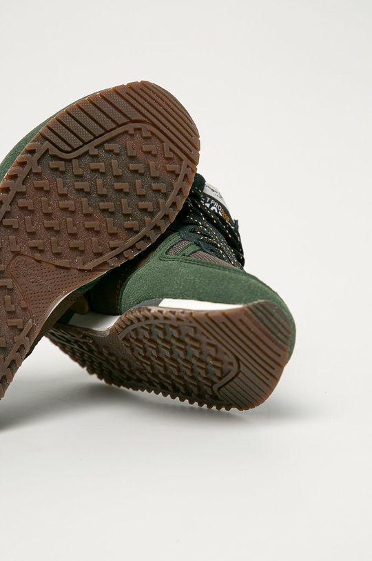 verde murdar Pepe Jeans - Pantofi copii Syndey