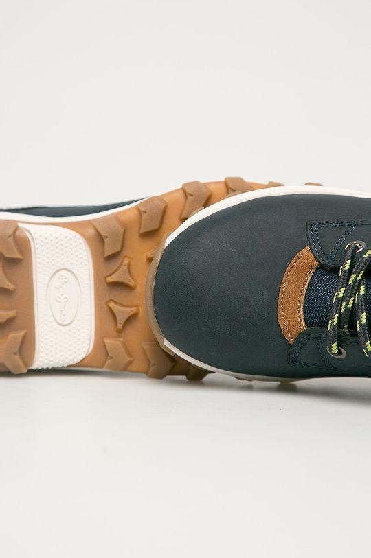 námořnická modř Pepe Jeans - Dětské boty Arcade