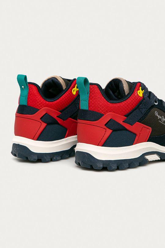 Pepe Jeans - Pantofi copii Arcade  Gamba: Material sintetic, Material textil Interiorul: Material textil Talpa: Material sintetic