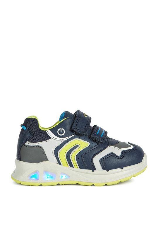 námořnická modř Geox - Dětské boty Chlapecký