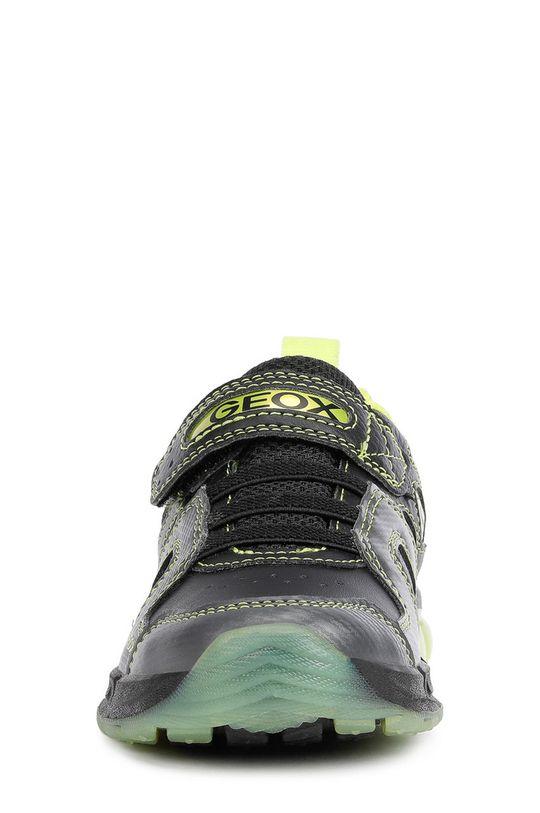 Geox - Detské topánky  Zvršok: Syntetická látka Vnútro: Textil Podrážka: Syntetická látka