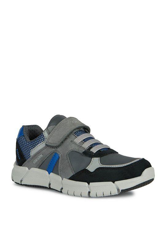 Geox - Pantofi copii gri