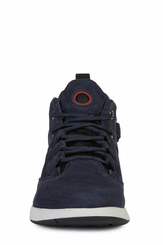Geox - Detské kožené topánky  Zvršok: Textil, Prírodná koža Vnútro: Textil, Prírodná koža Podrážka: Syntetická látka