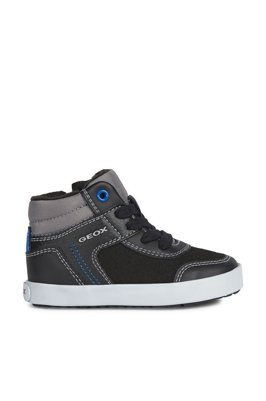 černá Geox - Dětské boty Chlapecký