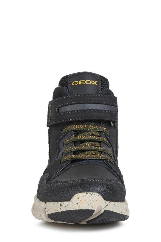 Geox - Dětské boty  Svršek: Přírodní kůže Vnitřek: Umělá hmota, Textilní materiál Podrážka: Umělá hmota