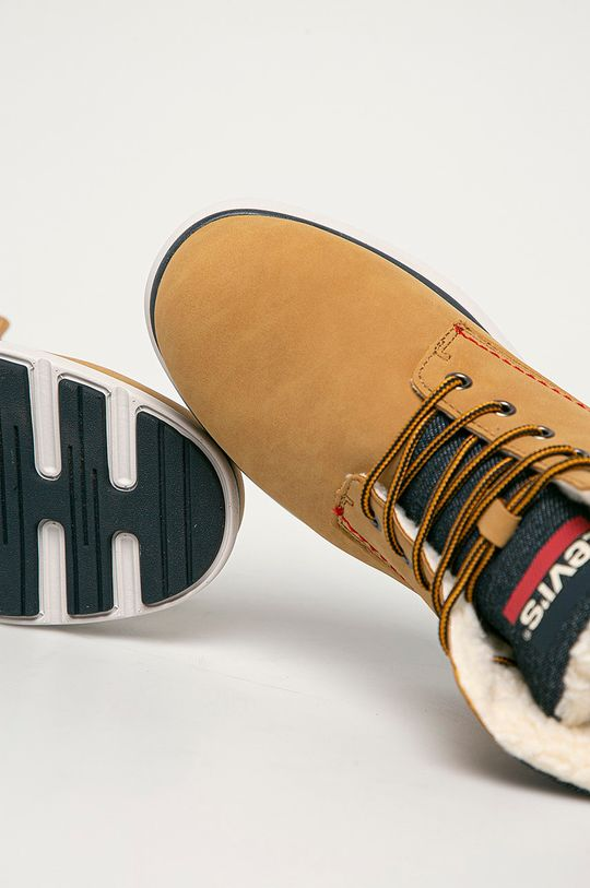 jantarová Levi's - Dětské boty