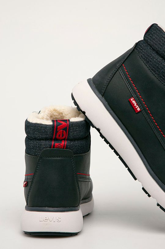 Levi's - Pantofi copii  Gamba: Material sintetic, Material textil Interiorul: Material textil Talpa: Material sintetic