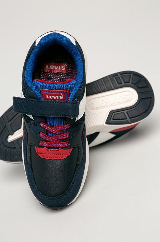 tmavomodrá Levi's - Detské topánky