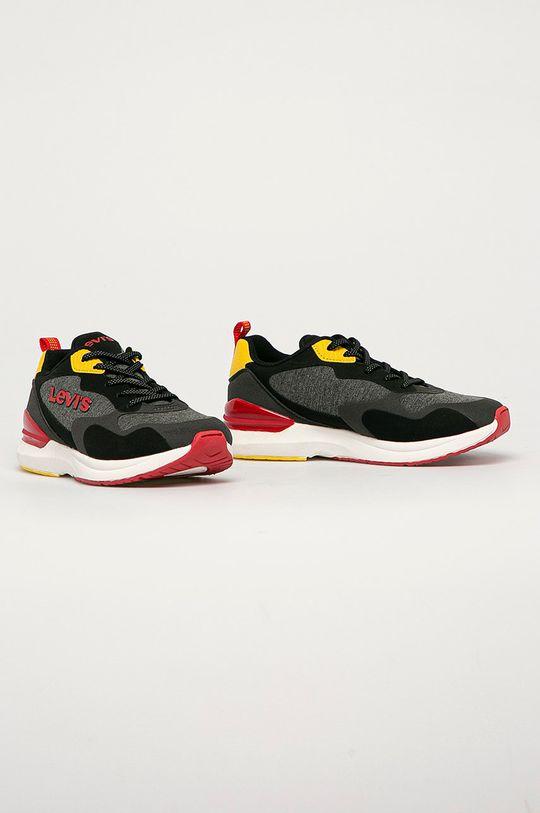 Levi's - Dětské boty černá