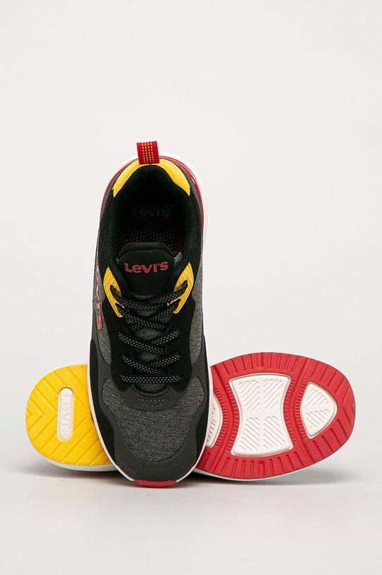 černá Levi's - Dětské boty