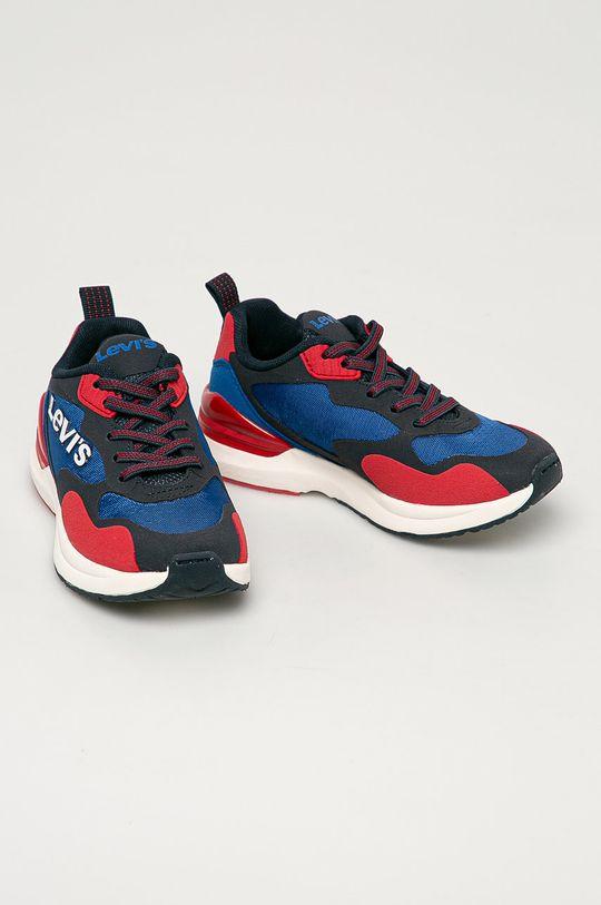 Levi's - Dětské boty námořnická modř