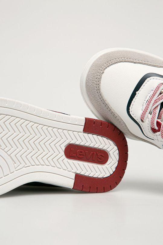 bílá Levi's - Dětské boty