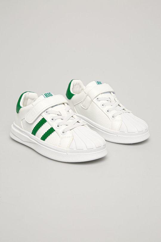 Big Star - Detské topánky biela