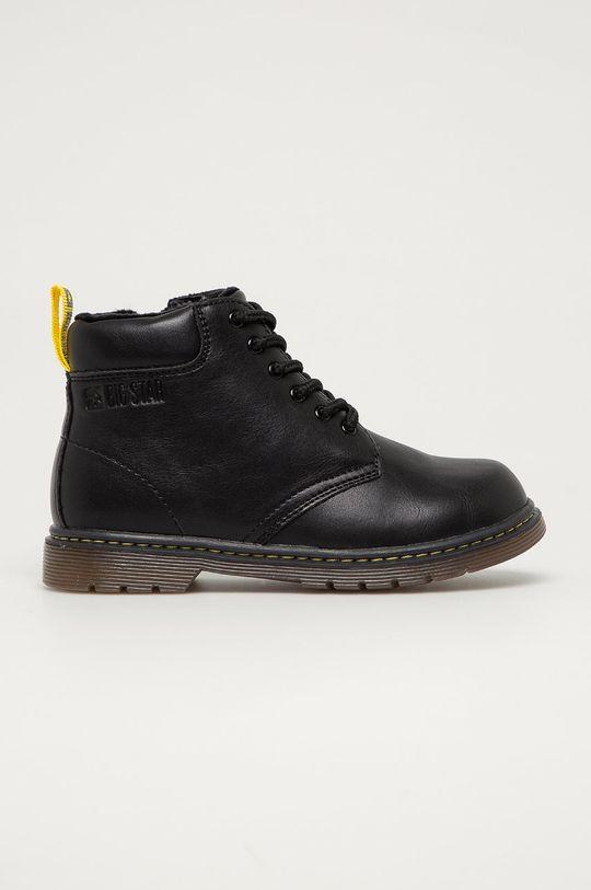 černá Big Star - Dětské boty Chlapecký