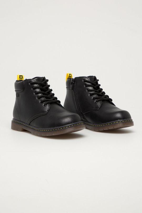 Big Star - Dětské boty černá