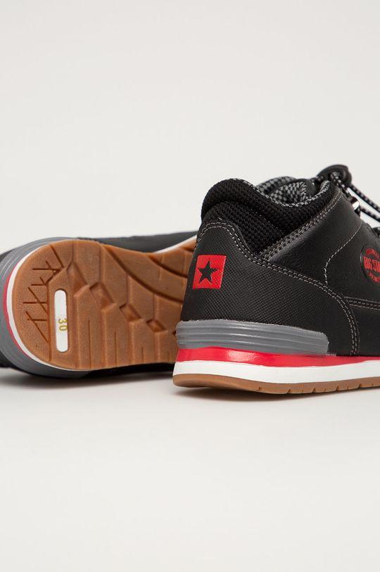 čierna Big Star - Detské topánky