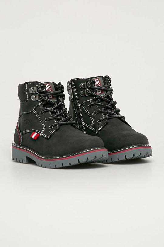 Big Star - Dětské boty šedá