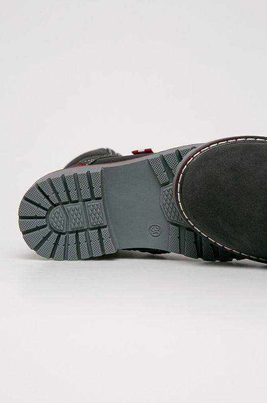šedá Big Star - Dětské boty