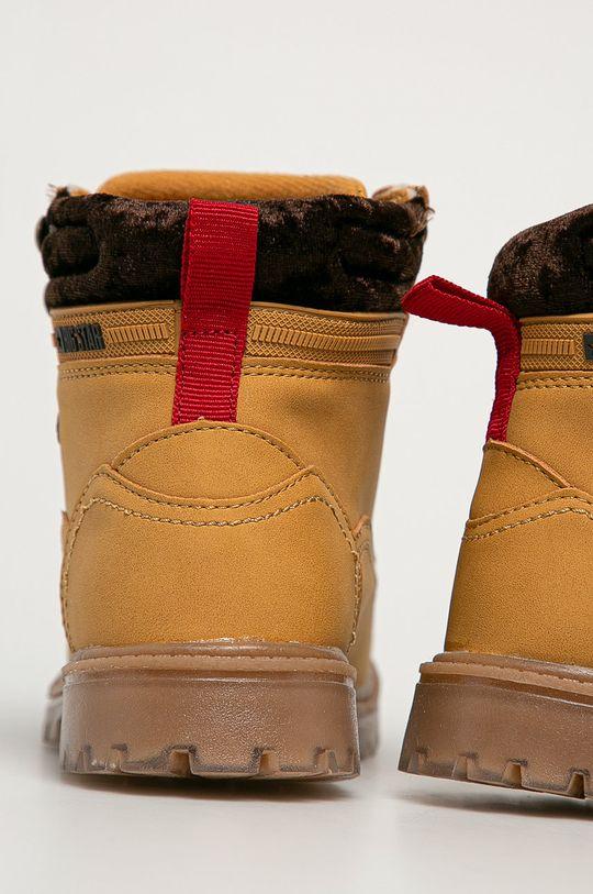 Big Star - Детские ботинки  Голенище: Синтетический материал, Текстильный материал Внутренняя часть: Текстильный материал Основной материал: Синтетический материал