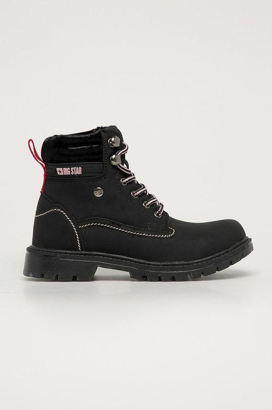 negru Big Star - Pantofi copii De băieți