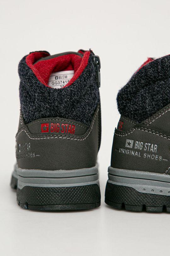 Big Star - Детские ботинки  Голенище: Синтетический материал, Текстильный материал Внутренняя часть: Текстильный материал Подошва: Синтетический материал