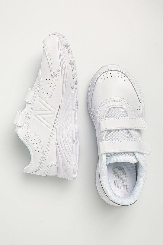 bílá New Balance - Dětské boty YU680WW