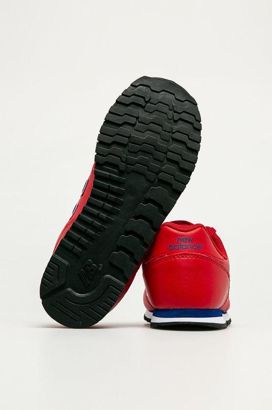 New Balance - Dětské boty YC373ERB Chlapecký