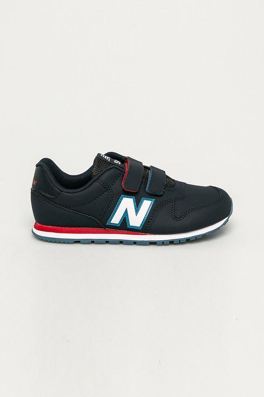 bleumarin New Balance - Pantofi copii YV500RNR De băieți