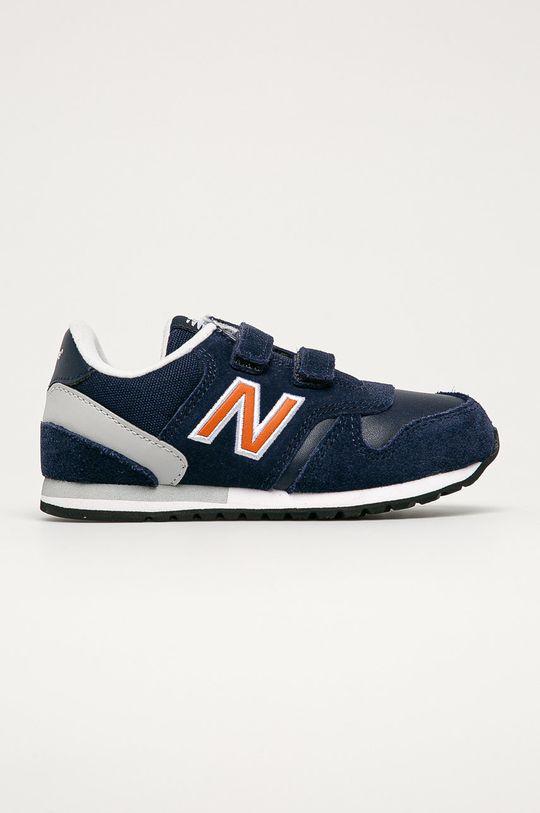 námořnická modř New Balance - Dětské boty IV770NO Chlapecký
