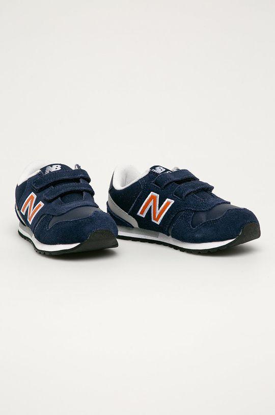 New Balance - Dětské boty IV770NO námořnická modř