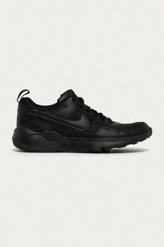 čierna Nike Kids - Detské topánky Nike Pegasus 92 Lite Chlapčenský