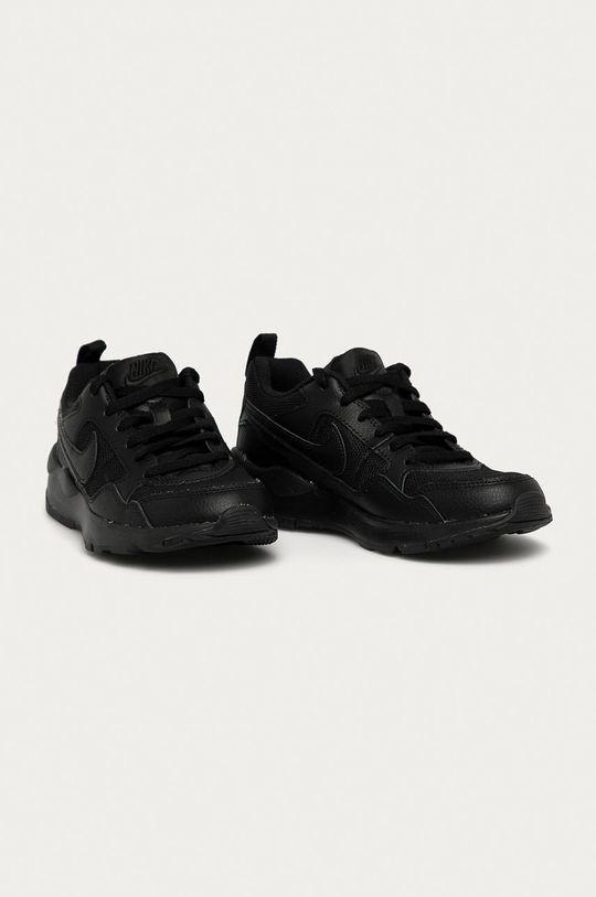 Nike Kids - Detské topánky Nike Pegasus 92 Lite čierna