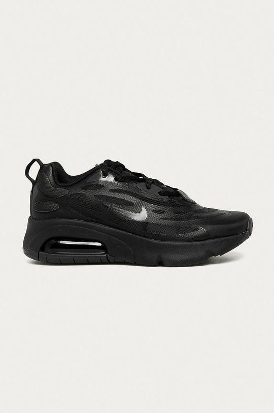 černá Nike Kids - Dětské boty Air Max Exosense Chlapecký