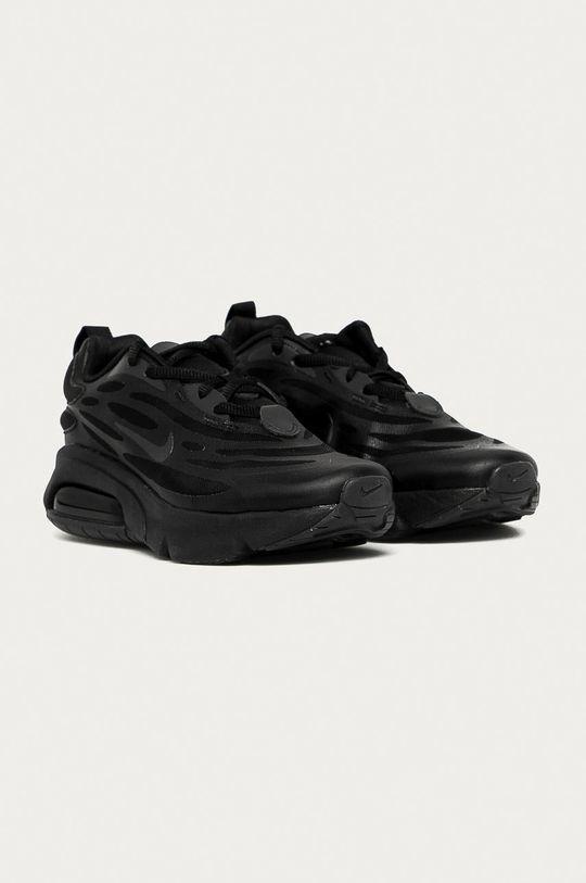 Nike Kids - Dětské boty Air Max Exosense černá