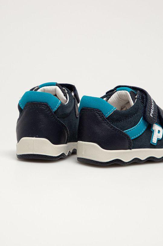 Primigi - Dětské kožené boty  Svršek: Přírodní kůže, Semišová kůže Vnitřek: Textilní materiál, Přírodní kůže Podrážka: Umělá hmota