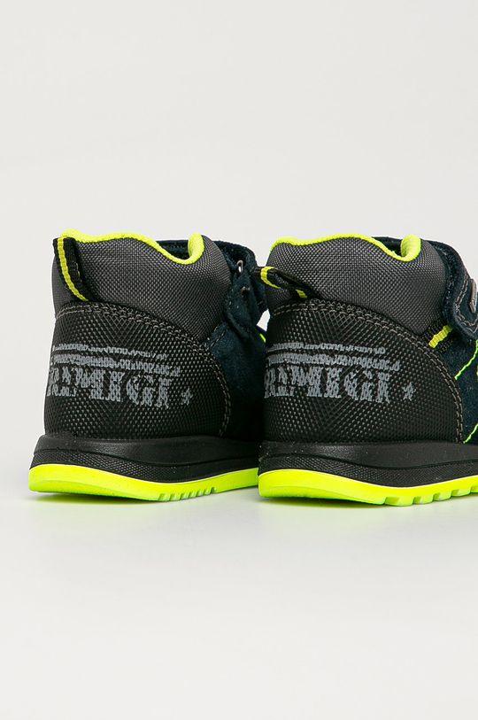 Primigi - Pantofi copii  Gamba: Material sintetic, Piele naturala Interiorul: Material textil Talpa: Material sintetic