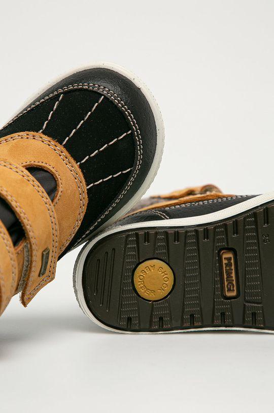zlatohnedá Primigi - Detské topánky