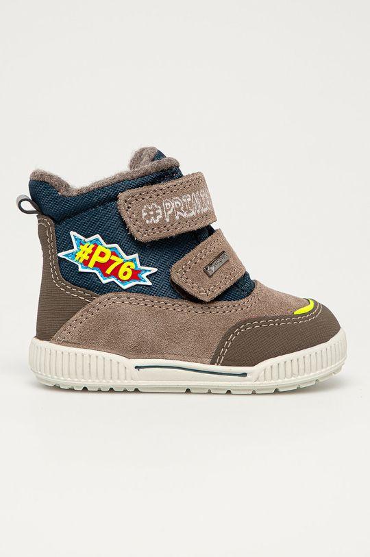 kávová Primigi - Detské topánky Chlapčenský