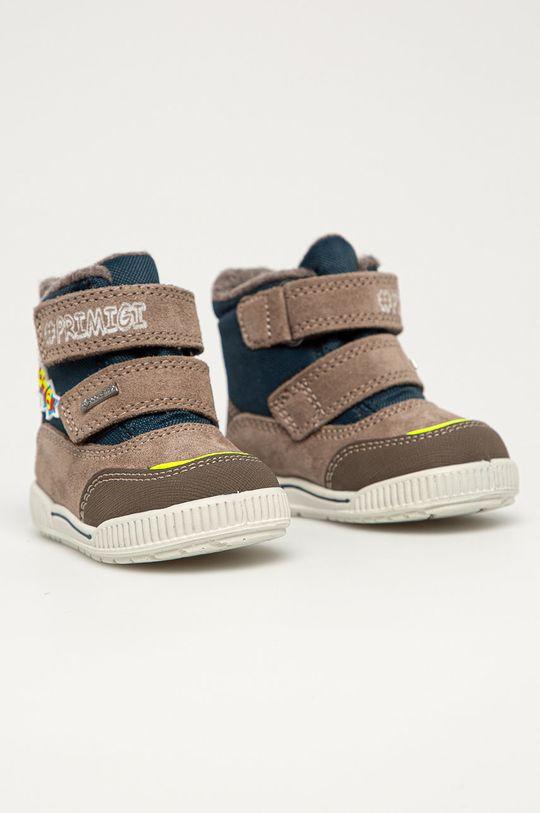 Primigi - Detské topánky kávová