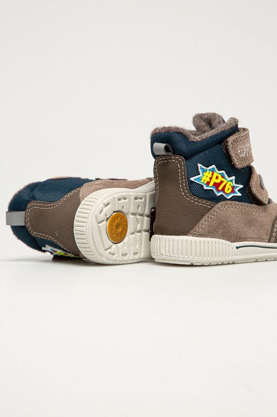 Primigi - Detské topánky  Zvršok: Textil, Semišová koža Vnútro: Textil Podrážka: Syntetická látka
